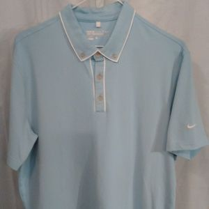 Nike Tour Performance Athletic Polo Shirt (M)